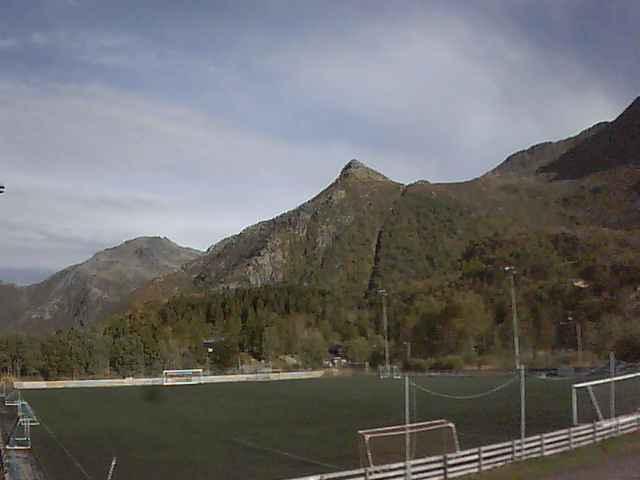 Oversiktsbilde - Stranda Stadion